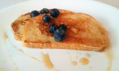 Egg Free French Toast-- Who knew you could make french toast without eggs??