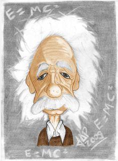Einstein by Zeerooh