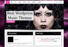 Best 935+ WordPress Music Themes