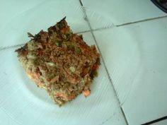 Receita de Quibe vegetariano de forno - Tudo Gostoso