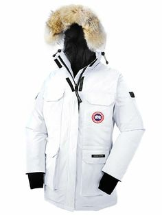 WOMEN's EXPEDITION PARKA. CANADA GOOSE