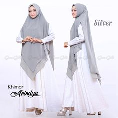 Muslim Dress, Hijab Dress, Diy Fashion Hijab, Abaya Designs, Scarf Styles, Couture, Womens Fashion, How To Wear, Clothes