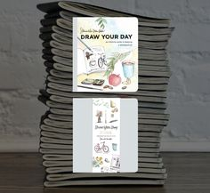 Samantha Dion Baker, Graphic Design and Illustration Draw Your, Screen Shot, Happy Journal, Graphic Design, Drawing Ideas, Drawings, Illustration, Frame, Art Ideas