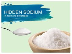 Hidden Sodium in Food and Beverages - YouTube No Sodium Foods, Beverages, Foods To Avoid, Vitamins And Minerals, Weight Loss, Health, Losing Weight, Salud, Health Care