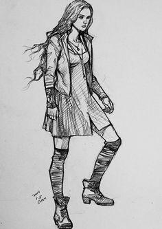 evankart: Scarlet witch