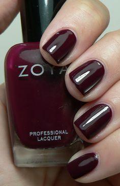 Zoya — Stacy (Wonderful Collection | Fall 2010)