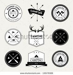Camping logo11