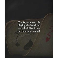 The key to success is playing the hand you were dealt like it was the hand you wanted  #superproducer #superproducers #musicbusiness #christianhiphop #futureproducer #christianproducer #grammyproducer #musicproducerlife #producerlife #musicnetworking #hiphopproducer #producermotivation #producergrind #produceroftheyear #musicpublishing #bmi