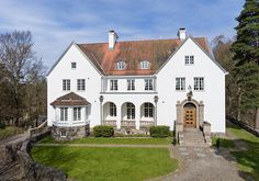 This Old House, Helsingborg, Sims House, Carriage House, Architecture, Old Houses, The Good Place, Beautiful Homes, Sweet Home