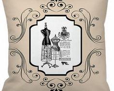 Capa de Almofada Vintage 090