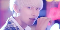 Heechul | MAGIC | gif