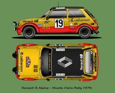Renault 5 Alpine...