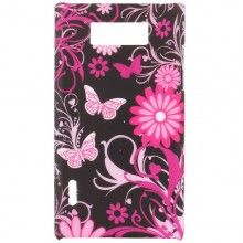 Capa LG Maximo L7 - Hard Shell - Flower  4,99 €