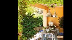 Jardines pequeños, terrazas, balcones decoracion. Video 3 de 3