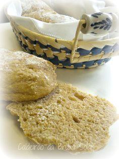 Whole wheat Ciabatta bread