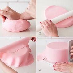 I'm going to try it!!! Fondant Basics