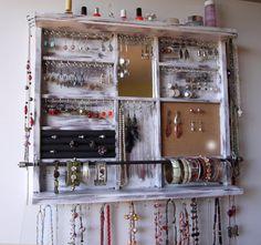 Sostenedor de la joyería. Estante de exhibición por FineArtHolders