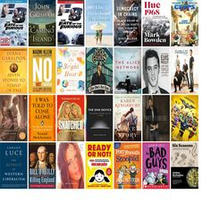 """Saturday, July 1, 2017: The MidPointe Library System has 48 new bestsellers, 69 new videos, 53 new audiobooks, 18 new music CDs, 148 new children's books, and 555 other new books.   The new titles this week include """"The Fate of the Furious [Blu-ray],"""" """"Camino Island: A Novel,"""" and """"The Fate of the Furious."""""""