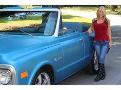 '69 Chevrolet Blazer