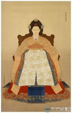 Queen Min, the last queen of Korea
