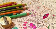 Adult Coloring Should Be Your New Hobby via @PureWow