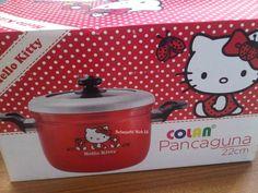 Panca Guna Hello Kitty 22 cm