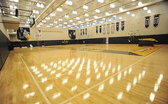 New WVU Basketball Practice Facility