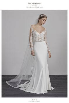 670fd9456b5af Brides on Thorndon is the exclusive stockist of Pronovias Wedding Gowns in  New Zealand
