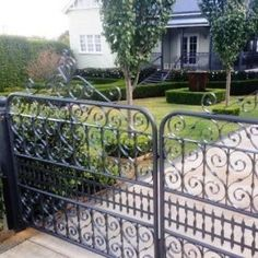 Australian Heritage Gate and Fencing Product Gallery – Dishers Fencing