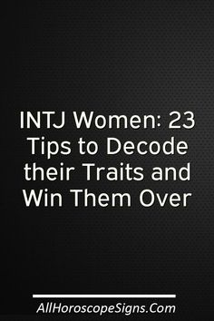 Only 4 in 500 women are INTJs.  And in the Myers-Briggs world, INTJ women are the rarest breed—the rational, strategic, cerebral goddesses. And if you're dating one of the few INTJ women, you better fold up those sleeves because you're in for some real relationship work—or just read up these tips. If Painite is the…
