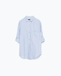 Image 7 of OVERSIZE SHIRT from Zara