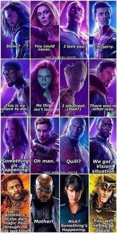 Famous last words Infinity War Avengers film comics comic books comic book Marvel Marvel Avengers, Marvel Jokes, Marvel Comics, Films Marvel, Funny Marvel Memes, Dc Memes, Avengers Memes, Marvel Heroes, Captain Marvel