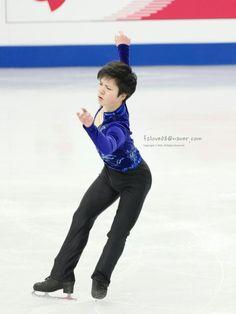 Shoma Uno(JAPAN) : Four Continents Figure Skating Championships 2015