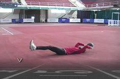 Videos - Medicine Ball Routine - Jay Johnson - insidenikerunning.nike.com