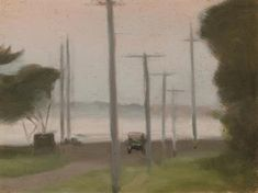 Art market auction sales from the to 2020 for 388 works by artist Clarice Marjoribanks Beckett and values for over other Australian and New Zealand artists. St Kilda, Australian Artists, Artist Names, Online Gallery, Artist Painting, Art Market, Landscape Paintings, Oil On Canvas, It Works