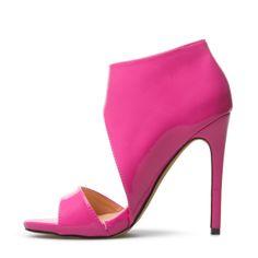 Pretty Pink Heel