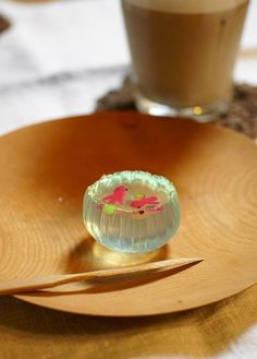 金魚と蛍 : ありがとう 人生!~merci la vie~, Wagashi #Japanese Sweets