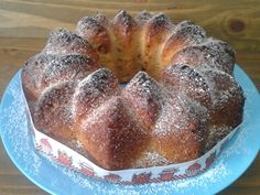 Bread Cake, Just Cakes, Recipe Steps, Pastry Cake, Spanish Food, Sin Gluten, Bakery, Muffin, Food And Drink