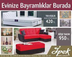 İpek Home / Evinize Bayramlıklar Burada !