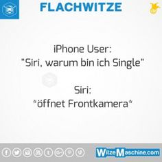 Flachwitze #295 - Siri warum bin ich Single? - iPhone Fail