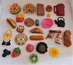 26 Refrigerator magnets  Kitchen Decor by NadyasVintageNook