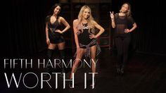 Fifth Harmony - Worth It (Dance Tutorial)                                                                                                                                                                                 More