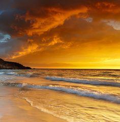"coiour-my-world: "" Hapuna Beach, Big Island, Hawaii Patrick Smith Photography """