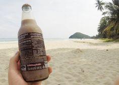 Tajski napój czekoladowy