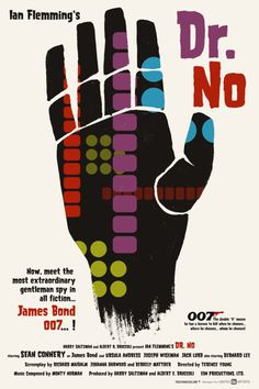 James Bond VS Dr. No © Jason Chalker