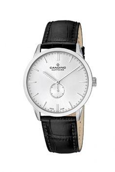 C4470-1 - Candino heren horloge (Swiss Made)
