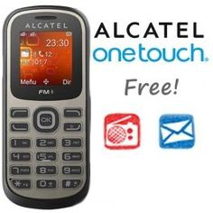 """Alcatel One Touch 228 Mobile Phone Buy Alcatel One Touch 228 Mobile Phone at the best price. Alcatel One Touch 228 is a great mobile phone.  Display:  TFT Size: 1.45"""" Resolution: 128 x 128 pixels (width x height) 65536 colours"""