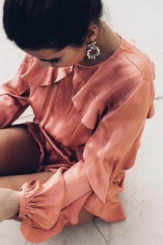 Suede Silk | Collage Vintage