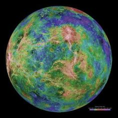 Venus via Mother Nature Network
