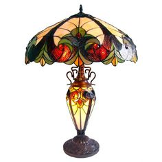 Found it at Wayfair - Victorian Table Lamp in Copper